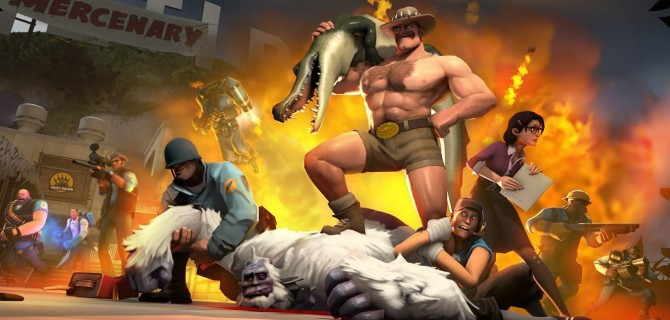 Team Fortress 2 just scored a new jungle-themed map
