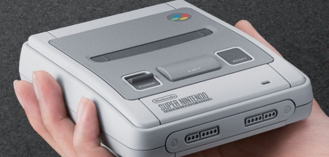 Nintendo Classic Mini: SNES - Review