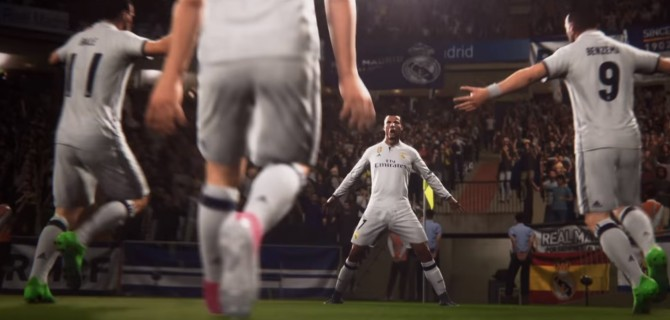 Charts: FIFA 18 holds off competition from Forza