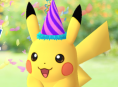 You can find Pikachus with festive hats in Pokémon Go