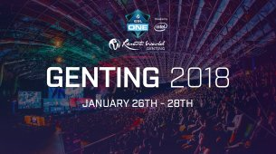 ESL One returns to Genting in January