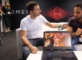 HP Omen X - Yannick Pivot Interview